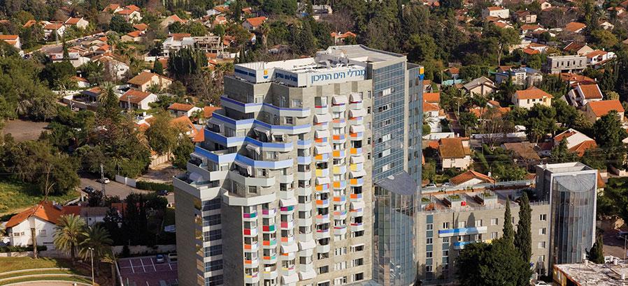 מגדלי הים התיכון בסביון - דיור מוגן