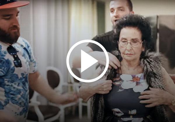 מאחורי הקלעים: פרויקט אופנה בכל גיל
