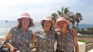 אחיות בדיור מוגן בת ים