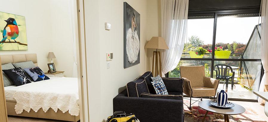 יחידת דיור מוגן ברמת השרון