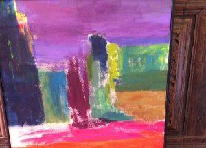 פתיחת גלריית הבית בירושלים, דיור מוגן בירושלים